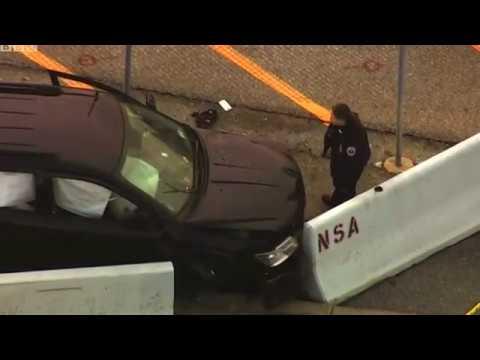 Shooting at NSA headquarters of USA