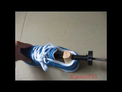 how-to-use-wood-mens-&-womens-two-way-shoe-stretcher-shaper