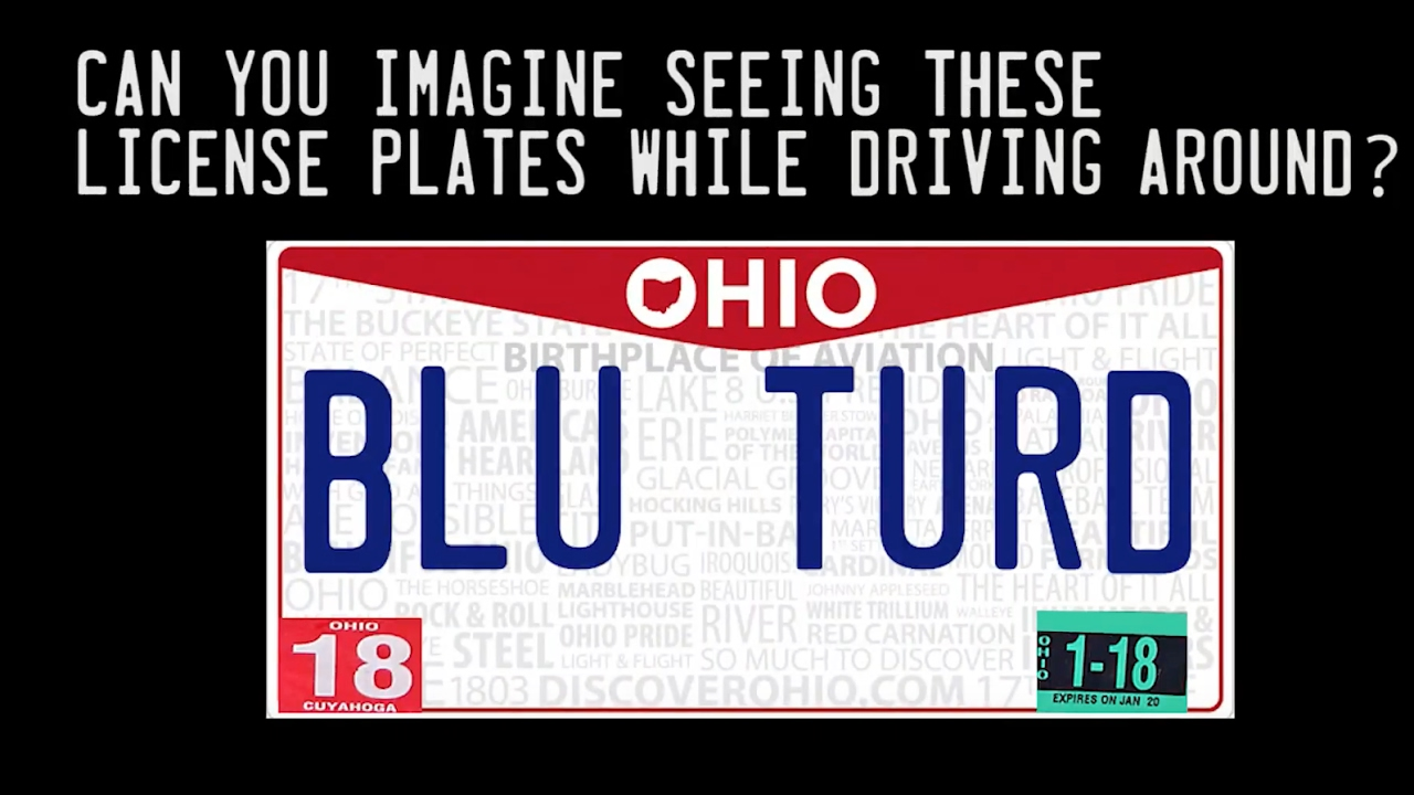 Ohio\'s rejected vanity license plates and why - YouTube