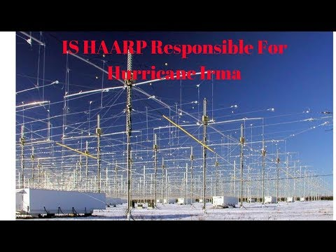 Top Scientist Michio Kaku Tells CBS: HAARP Responsible For Recent Hurricanes weather modification