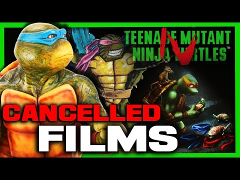 Download 7 CANCELLED Ninja Turtles Movies EXPLAINED!
