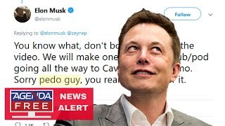 Elon Musk Calls Thai Cave Rescuer