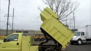 For Sale Ford F-450 Super Duty 4x4 Chipper Dump Truck Forestry bidadoo.com