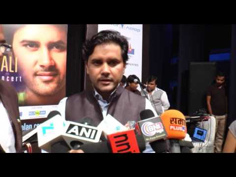 Javed Ali Live Concert For Raising Finance For Medical Aid - 01 || Btown News