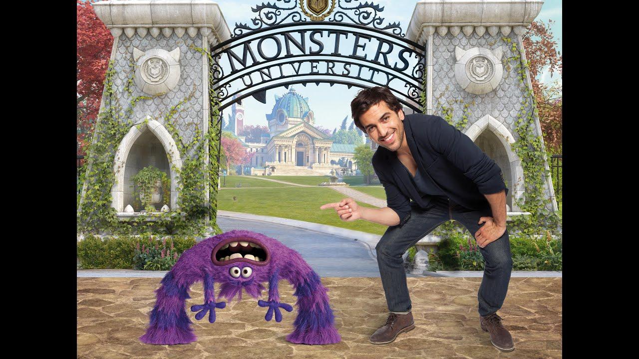 Monster Uni Synchronsprecher