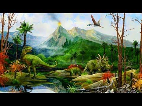 1 Hour of Dinosaur Music and Prehistoric Music