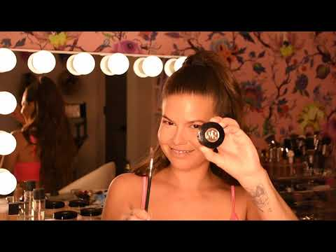 Chanel West Coast Make-Up Tutorial