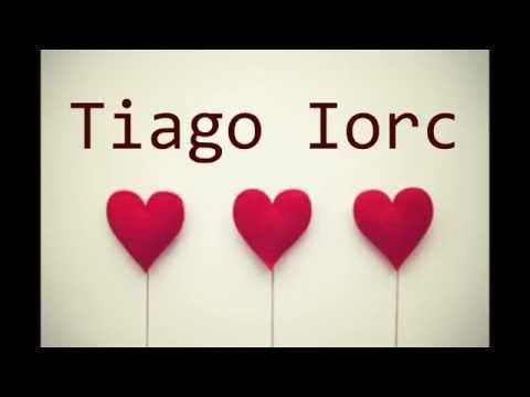 Amei Te Ver - Tiago Iorc letra