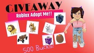 Giveaway!! ---Roblox Adopt Me--Itz_Maira!