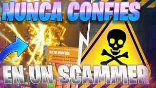 danger! JAMAIS TRUST un SCAMER⚠ - Fortnite Save the World