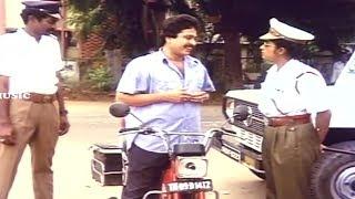 ஏன்டா எனக்கே 500 ரூபா லஞ்சம் கொடுக்குரிய   SV Sekar Comedy Videos   Tamil Funny Videos