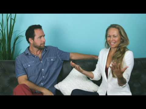 Dr. Michelle Wolford interviews Brent Cesare