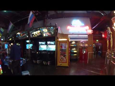 Video Game Arcade Tours - Seattle Waterfront Carousel Arcade (Seattle, WA)
