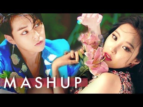 SUNMI(선미) & EXO – Gashina(가시나) / Ko Ko Bop / 중독(Overdose) MASHUP