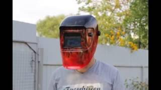 аэрография сварочной маски(аэрография своими руками., 2016-08-22T04:22:58.000Z)
