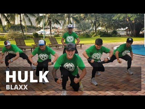 HULK by Blaxx | Zumba® | Soca | Kramer Pastrana