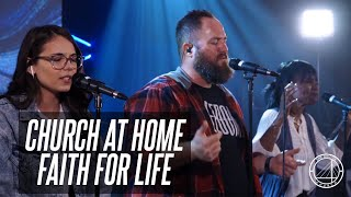 Church at Home | Faith For Life | Josh Bolton