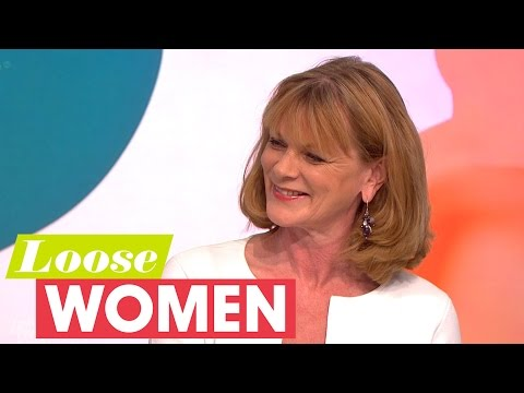 Samantha Bond On Filming The Last Downton Abbey  Loose Women
