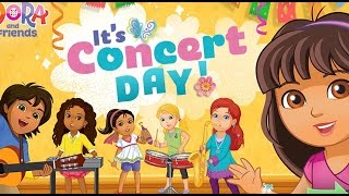 Dora and Friends Full Video Episode - It's Concert Day! Dora the Explorer Nick Jr