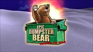 Epic Dumpster Bear: Dumpster Fire Redux (PC Gameplay)