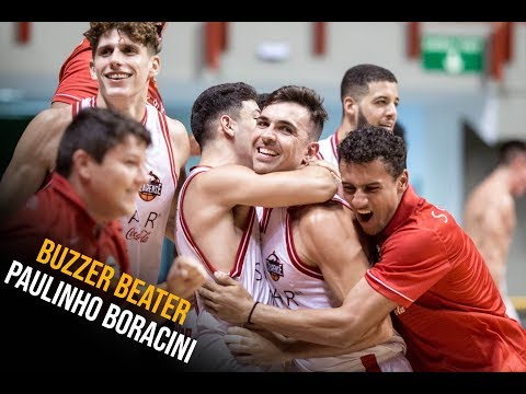 Buzzer Beater Histórico - Paulinho Boracini