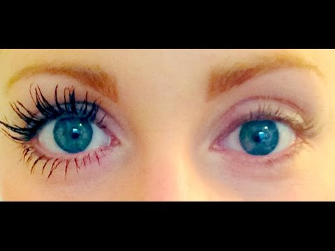 cc42930c9ef 3D Fiber Lash Mascara Application Tutorial - YouTube