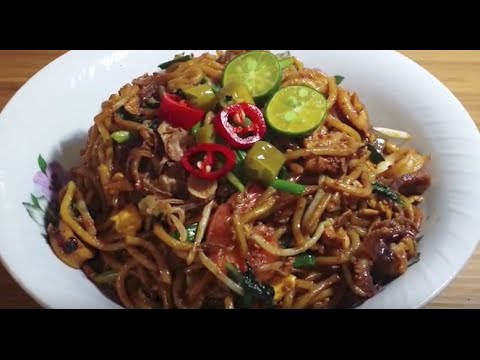 MEE GORENG - YouTube