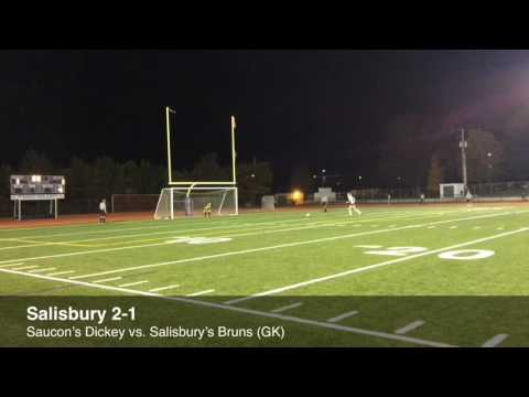 Salisbury girls soccer team beats Saucon Valley in penalty kicks during Colonial League semis
