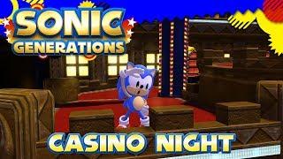 Casino Night - Classic Sonic