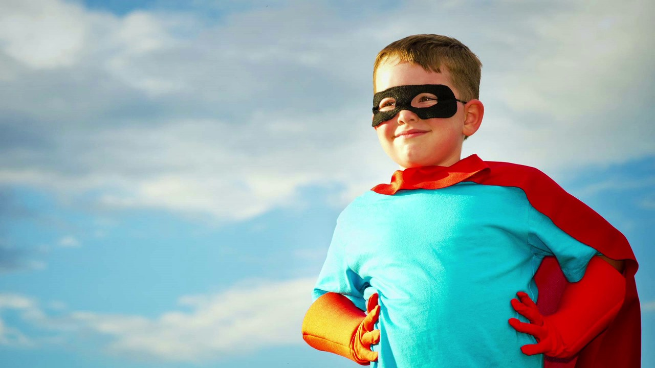 Image result for kid hero