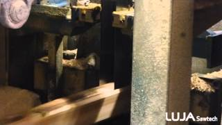 Luja Sawtech - Optimisation Of A Ake 245 Resaw Band Saw