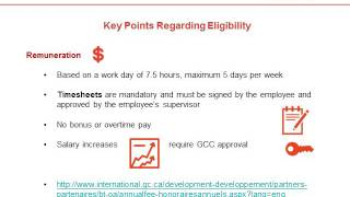 Eligible and Ineligible Expenses Guidance Video