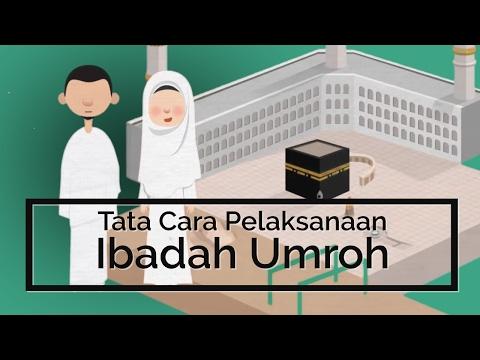 Tata Cara Pelaksanaan Ibadah Umroh