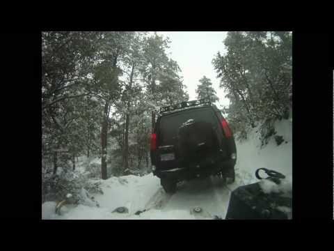 Overland Journal Test Track Snow Run