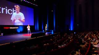 Finding your passion | Midas Kwant | TEDxMaastricht