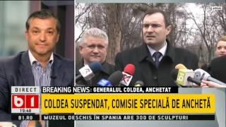 Dan Andronic: Klaus Iohannis l-a chemat la raport pe Florian Coldea, dar nu i-a cerut demisia