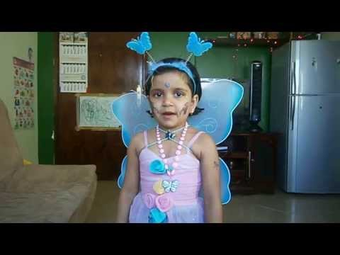 Recitation Competition, Butterfly Rhyme (EVANA RENJITH)