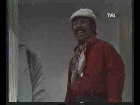 Lawak jadul Benyamin S, Ester, Cahyono, Ogut, Kimung + Group Qasidah Gita Idul Fitri