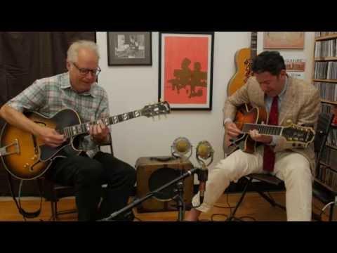 Fretboard Journal Live: Bill Frisell and John Pizzarelli