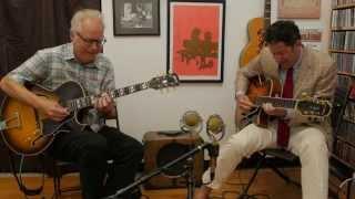 Fretboard Journal Live: Bill Frisell and John Pizzarelli