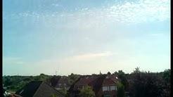 Wetter Emden Ostfriesland Zeitraffer vom 27.08.2016