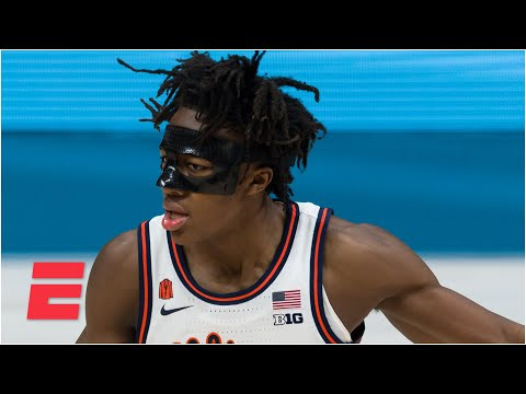 Ayo Dosunmu believes Illinois can be special in the NCAA Tournament | Keyshawn, JWill and Zubin