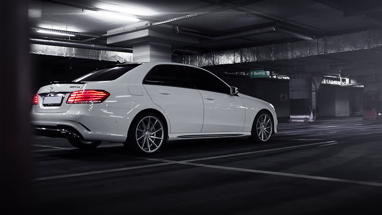 Mercedes Benz E Class Vossen Vossen Russia Youtube