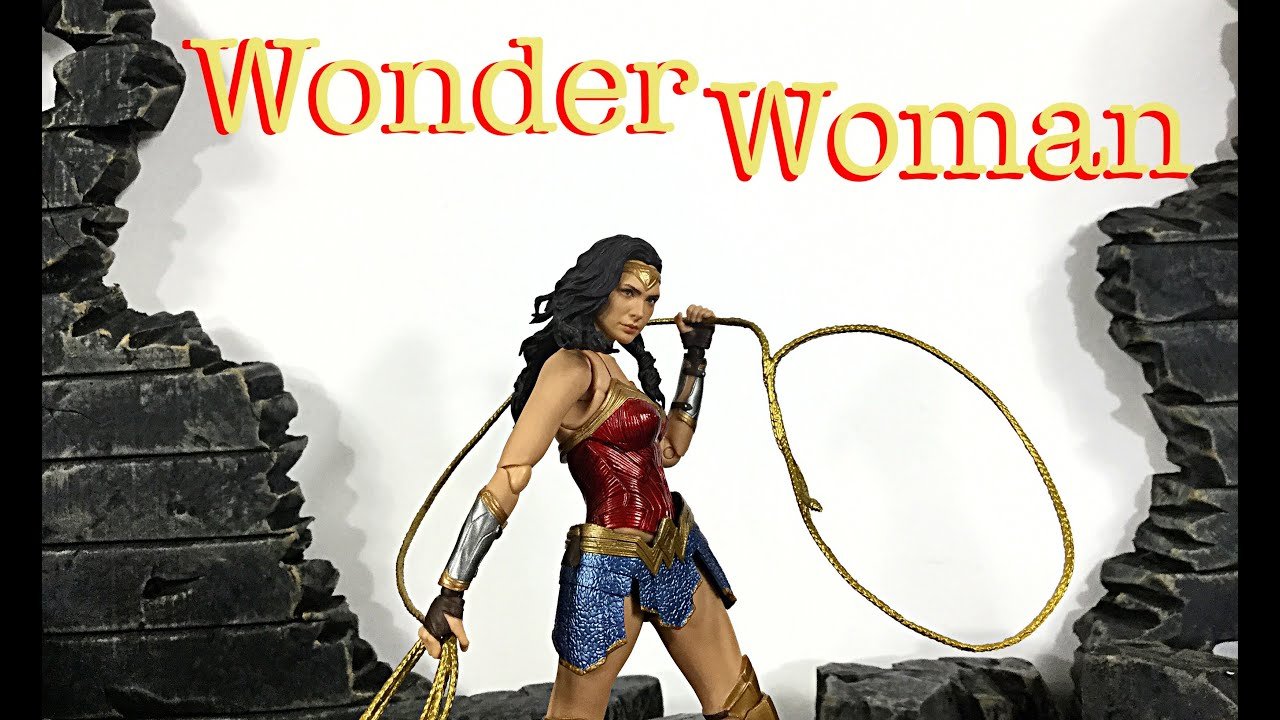 Bandai Tamashii Nations SH Figuarts WW84 WONDER WOMAN Action Figure Review