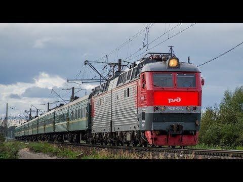 ZDSimulator - Multiplayer. ЧС8-065 с поездом №147 Москва - Калининград