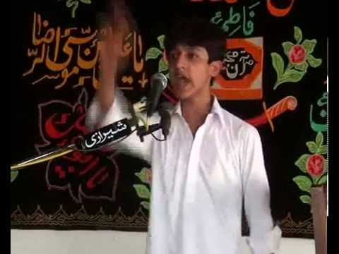 Ali Abbas Askry biyan khutba Imam Hussain,as majlis 9 April 2016 33 Laghari Khushab