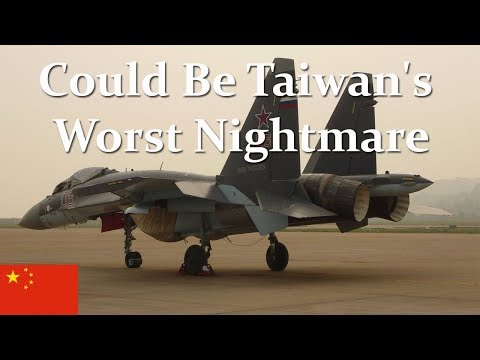 Why Russia's Su-35 (Now in China's Air Force) Could Be Taiwan's Worst Nightmare