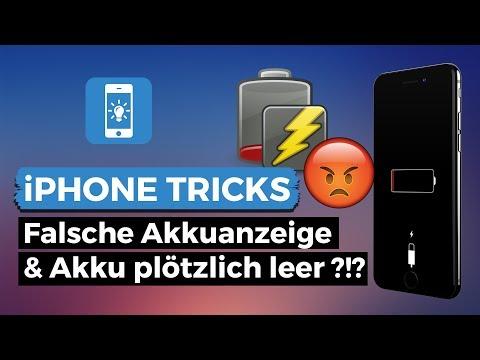 IPhone Akku Plötzlich Leer & Falsche Akku-Anzeige - Das Könnt Ihr Tun