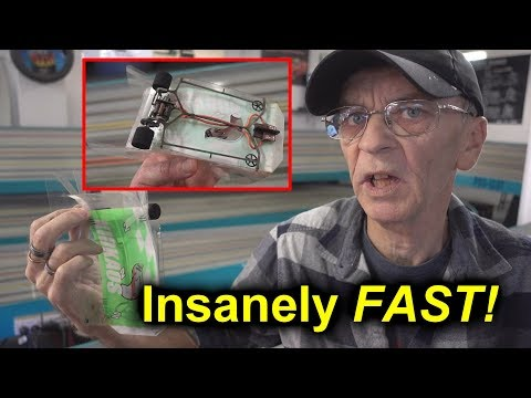 EEVblog #1214 – Insanely Fast Slot Cars!