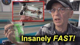 EEVblog #1214 - Insanely Fast Slot Cars!